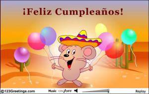 happy birthday mom images in spanish