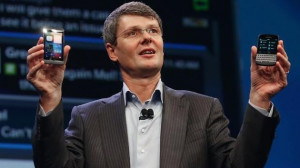 BlackBerry boss Thorsten Heins says Apple's iPhone is played out and ...