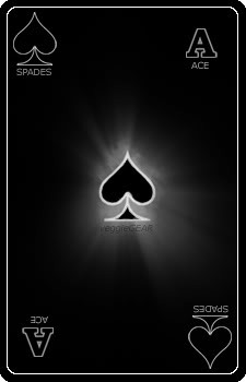 All Graphics » ace of spades