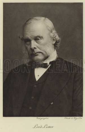 Joseph Lister picture image illustration
