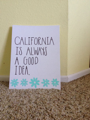 California Girl Quotes