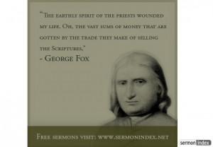 George Fox Quote