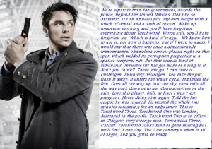 Captain Jack Harkness Quotes by barri-cade