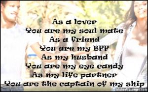 Cute birthday greeting for husband Birthday Wishes for Husband: Quotes ...