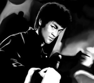 Related Pictures bruce lee mobile wallpaper