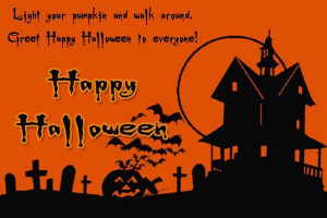 Halloween Sayings Pumpkin Wishes 2014