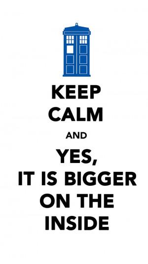 Keep Calm Doctor Who HD Wallpaper