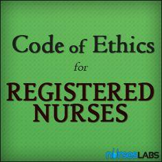 Code of Ethics for Registered Nurses - Nurseslabs