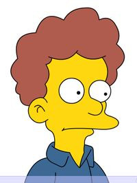 rod flanders daddy said a bad word ned flanders oh lighten up roddy