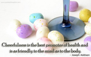 Health Quotes-Thoughts-Joseph Addison-Best Quotes-Nice Quotes-Great