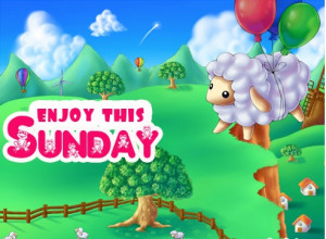 Happy Sunday Sms, Quotes, Wallpapers, MMS, Cards