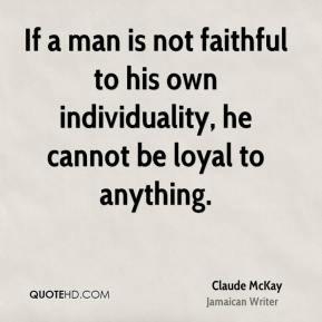 Claude McKay Quotes