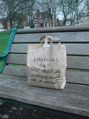 suspicious+me-brown+bag-paper+bag-+bench-funny+bag-citizen+skwith ...