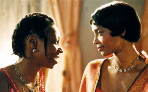 ... and Margaret Avery in The Color Purple Photo: Snap Stills/Rex Features