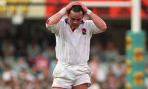 Will Carling was England captain during a period of testy relations ...