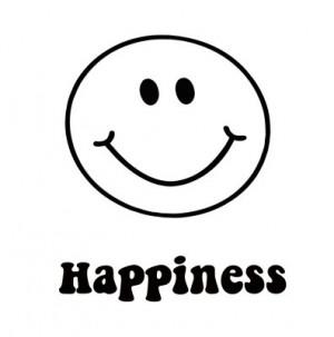 Quote art-smiley face - Ricki Mountain