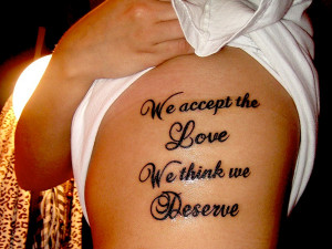 25 Famous Tattoo Quotes Which Are Adorable
