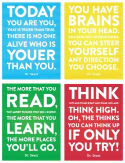 The 15 Best Dr. Seuss Quotes and the Life Lessons We Learned From Them
