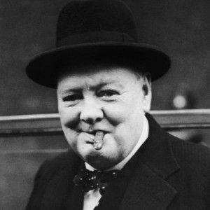 his morale-boosting radio broadcasts and speeches, Winston Churchill ...
