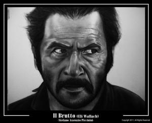 THE UGLY (Eli Wallach) by SteASSENZIOPiccinini