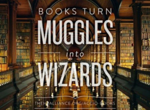Muggles and wizards