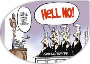 current political cartoon