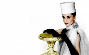Wallpaper: Audrey Hepburn Wallpaper