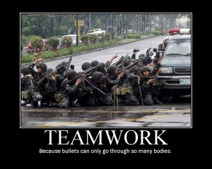 inspirational quotes about work. THE ART OF TEAM WORK
