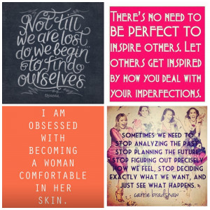 Quotes About Being A Good Woman And these quotes.