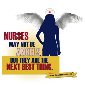 Nurses are the next best thing #rn #lpn #cna #nurses #quotes