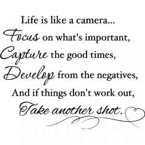 ... decisions s feelings cool quote silence hurt quote life is camera