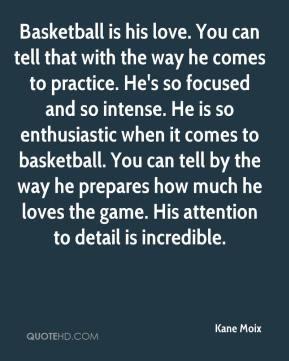 Love And Basketball...