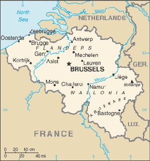 Belgium Facts Austria Captured