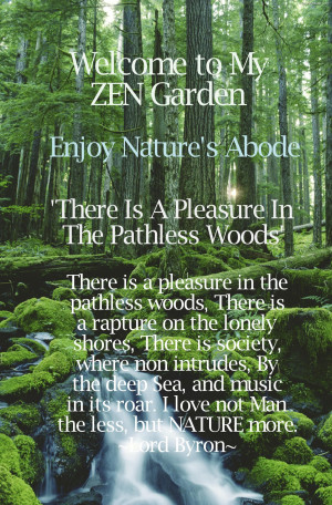 Welcome to My Zen Garden