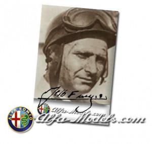 Remembering Juan Manuel Fangio Richard