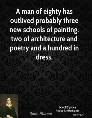 Lord Byron Poetry Quotes