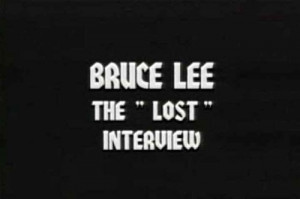 Life Story: Bruce Lee Interview (1971) [DVD] - Bruce Lee Martial Arts ...