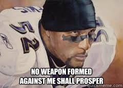 ... quote from ray lewis after tonight s win against denver preach it ray