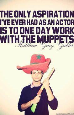 Matthew Gray Gubler ♥ More