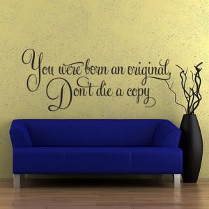 Word décor: