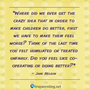 """13. """"If you want your children to improve, let them overhear the ..."""
