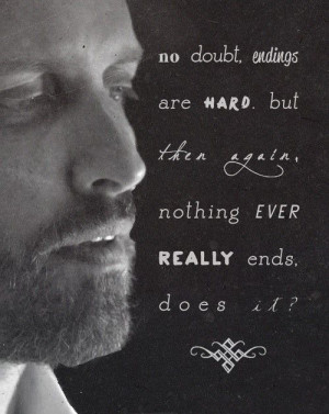 Supernatural Chuck's last words to his book series