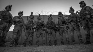Rangers from the 75th Ranger Regiment – Afghanistan, 2013.