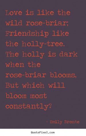 Emily Bronte Love Quotes