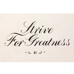 Strive For Greatness Quotes Lebron James strive for greatness ...