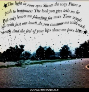 Quotes for a rainy day
