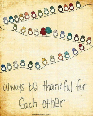 Always Thankful For Family...