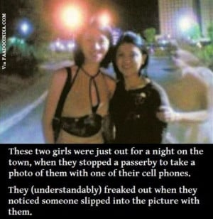 The Scariest Ghost Photo EVER!