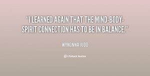 Mind Body Connection And Quotes