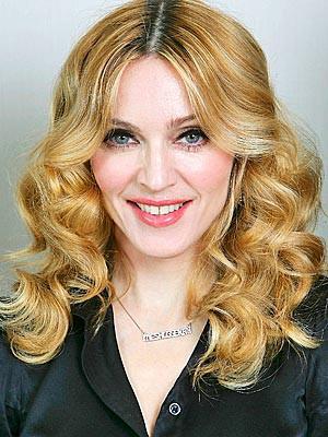 Famous singers Madonna